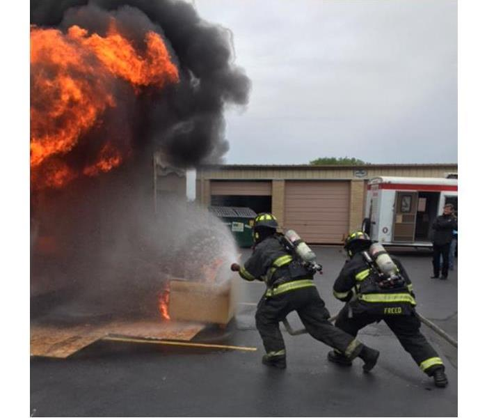 Fire Damage Ways You Can Prevent Fires Caused by Clogged Dryer Vents
