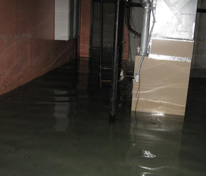 Water Damage 3 Step Plan For a Flooded Furnace