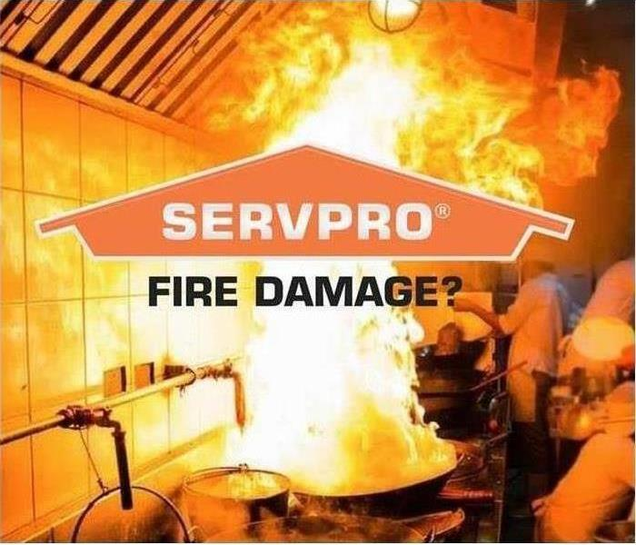 Commercial Commercial Fire Damage