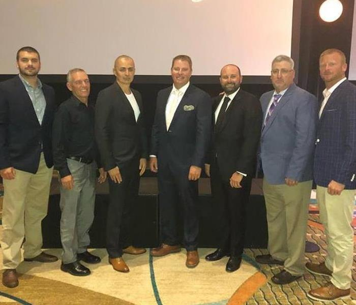 Why SERVPRO 2018 SERVPRO Franchise Of The Year