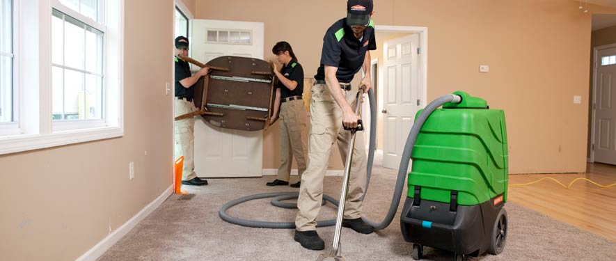 St. Petersburg, FL residential restoration cleaning